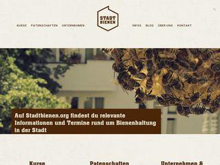 stadtbienen.org