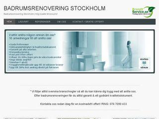 stockholmbadrumsrenovering.net
