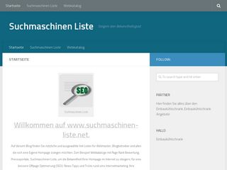 suchmaschinen-liste.net