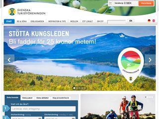svenskaturistforeningen.se