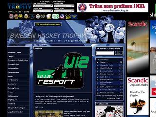 swedenhockeytrophy.se