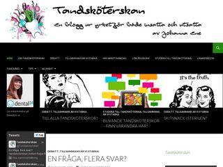 tandskoterskan.net