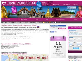 thailandresor.se