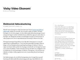 visbyvideo.se