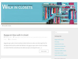 walkinclosets.se