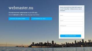 webmaster.nu