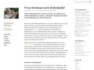 wolfgangmichal.de