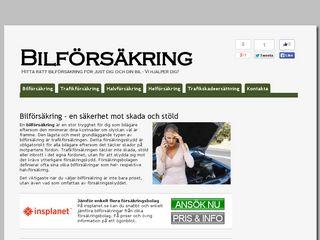 bilförsäkringen.net