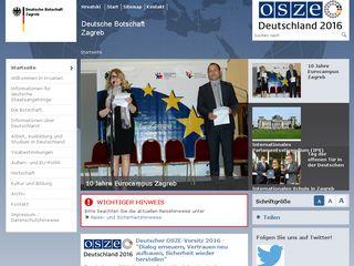 zagreb.diplo.de