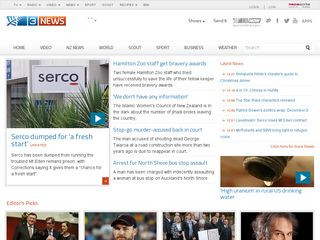 Preview of 3news.co.nz