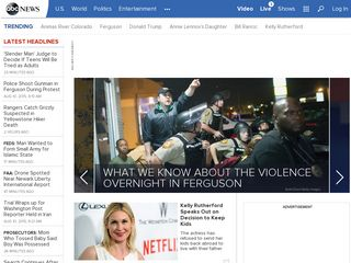 Preview of abcnews.com