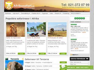 afrikasafari.se