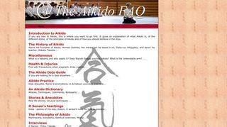 aikidofaq.com