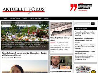 aktuelltfokus.se