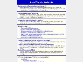 alanwood.net