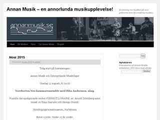 annanmusik.se