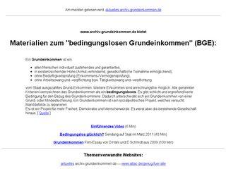 archiv-grundeinkommen.de