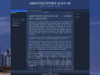 arkitektportalen.se