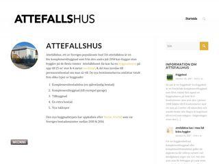 attefallshusen.com