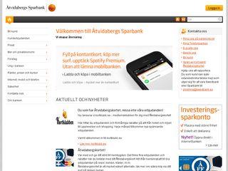 Preview of atvidabergsspb.se