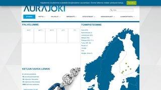 aurajoki.fi