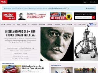 Preview of automotorsport.se