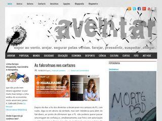 Preview of aventar.eu