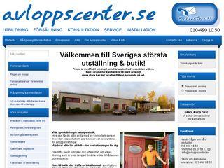 avloppscenter.se