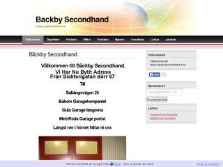 backbysecondhand.n.nu