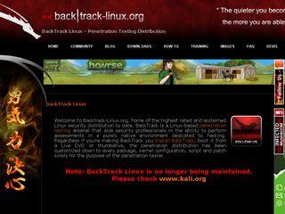 backtrack-linux.org