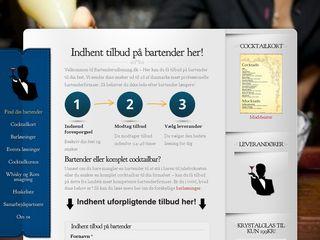 bartenderudlejning.dk