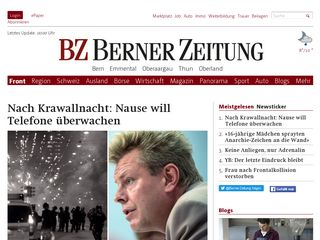 bernerzeitung.ch