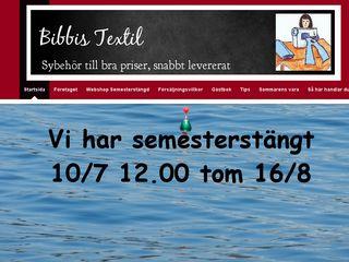 bibbistextil.se