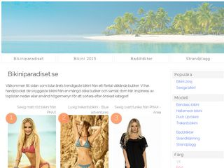bikiniparadiset.se