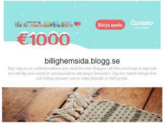 billighemsida.blogg.se