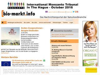 Preview of bio-markt.info