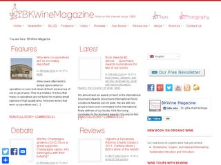 Preview of bkwine.com