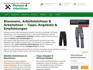 blaumann-und-arbeitshose.de
