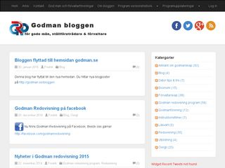 blog.godman.se