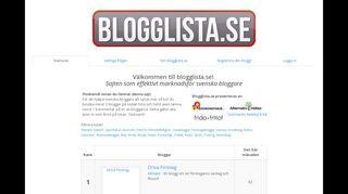 blogglista.se