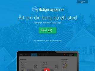 Preview of boligmappa.no