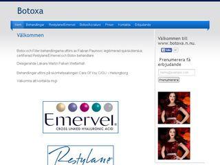 botoxa.n.nu