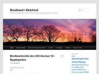 bredband.skarkind.se