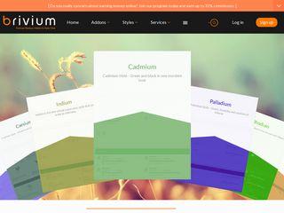 Preview of brivium.com