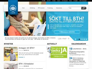 Preview of bth.se