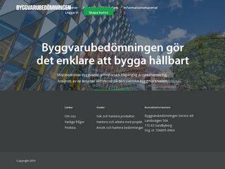 byggvarubedomningen.se