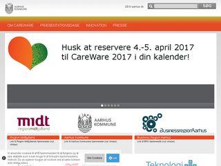 carewareweb.dk