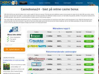 casinobonus24.se