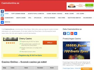 casinotonline.se