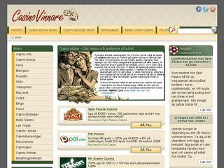 Preview of casinovinnare.com